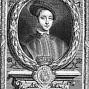 Edward Vi (1537-1553) Poster