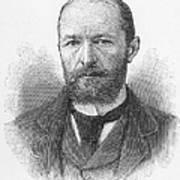 Emil Von Behring (1854-1917) Poster