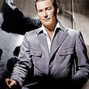 Errol Flynn, Ca. 1940s Poster