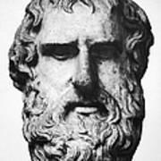 Euripides Poster
