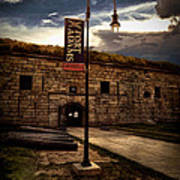 Fort Adams State Park Poster