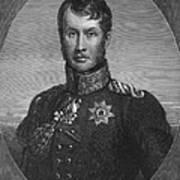 Frederick William IIi Poster