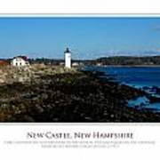 Ft Constitution - Nh Seacoast Poster by Jim McDonald Photography