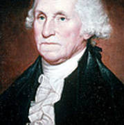 George Washington, 1st American Poster