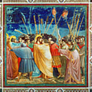 Giotto: Betrayal Of Christ Poster