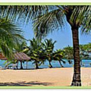 Guatamala Beach Poster
