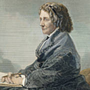 Harriet Beecher Stowe Poster