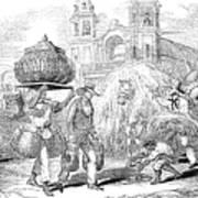 Havana, Cuba, 1853 Poster