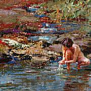 Healing Water Poster
