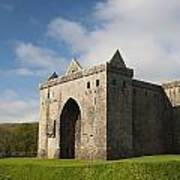 Hermitage Castle Poster