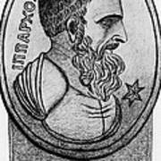 Hipparchus, Greek Astronomer Poster