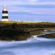 Hook Head Lighthouse, Co Wexford Poster