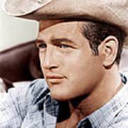 Hud, Paul Newman, 1963 Poster by Everett