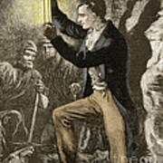 Humphry Davy, English Chemist Poster