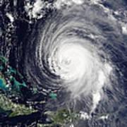 Hurricane Isabel Poster