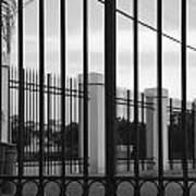 Iron And Pillars Poster