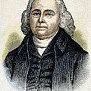 Isaac Backus (1724-1806) Poster