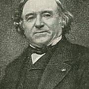 Jean Baptiste Dumas, French Chemist Poster
