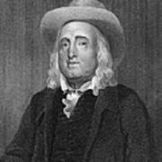 Jeremy Bentham (1748-1832) Poster