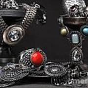 Jewellery Still Life Poster