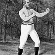 John L. Sullivan (1858-1918) Poster