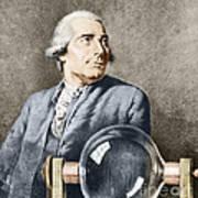 Joseph-michel Montgolfier, French Poster