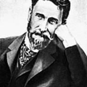 Joseph Pulitzer (1847-1911) Poster