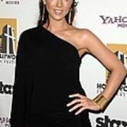 Kate Beckinsale Wearing A Michael Kors Poster