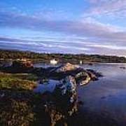 Kenmare Bay, Dunkerron Islands, Co Poster