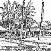 Kukio Estate Poster