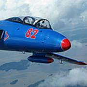 L-29 Delfin Standard Jet Trainer Poster