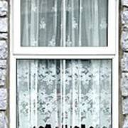 Lace Curtains Poster