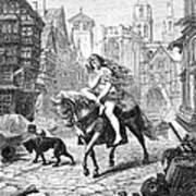Lady Godiva (11th Century) Poster