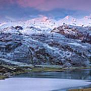 Lake Ercina Poster