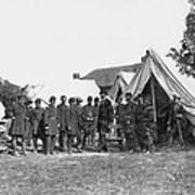 Lincoln & Mcclellan Poster