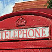 London Calling Poster