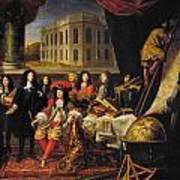 Louis Xiv (1638-1715) Poster