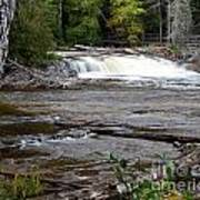 Lower Tahquamenon Falls Area Poster