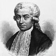 Luigi Galvani, Italian Physician Poster