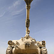 M109 Paladin, A Self-propelled 155mm Poster