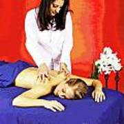 Massage Moments Poster