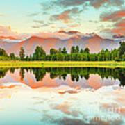 Matheson Lake Poster by MotHaiBaPhoto Prints