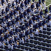 Members Of The U.s. Air Force Academy Poster