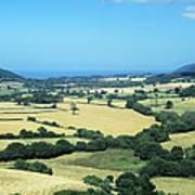 Mixed Farmland Poster