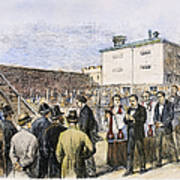 Molly Maguires Executions Poster