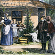 Mormon Wives, 1875 Poster