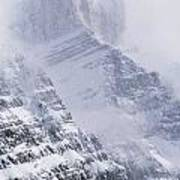 Mt. Chephren, Banff National Park Poster