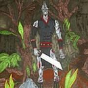 Mutant Beast  Poster