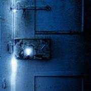 Mysterious Door Poster