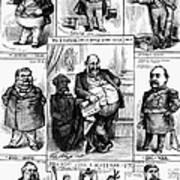 Nast: Tweed Ring Cartoon Poster by Granger